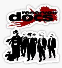 Reservoir Docs Sticker
