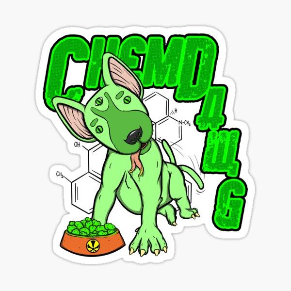Chemdawg Sticker