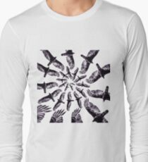 Circling Long Sleeve T-Shirt