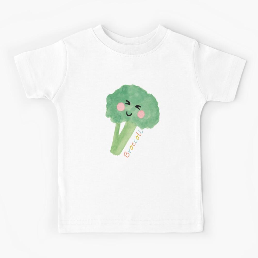 The Cheeky Broccoli Kids T-Shirt