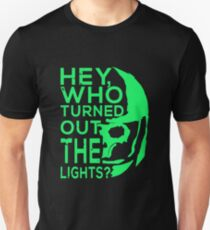 Doctor Who - Who turned out the lights T-Shirt