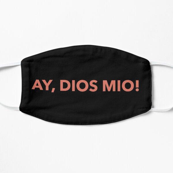 Dios mio spanish Mask