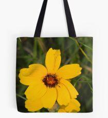 Angry Flower Tote Bag