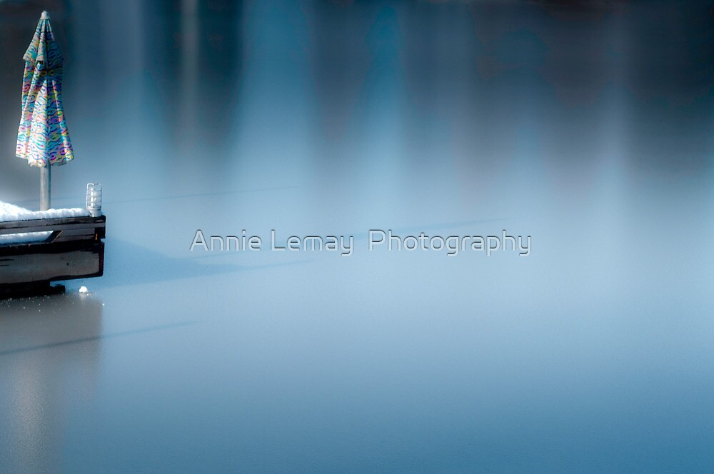 Winter at the Beach by Annie Lemay  Photography