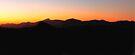 Warrumbungle skyline. by Andy Newman