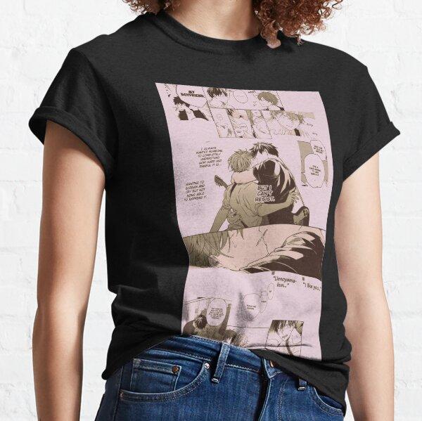 Étant donné la rose filtrée T-shirt classique
