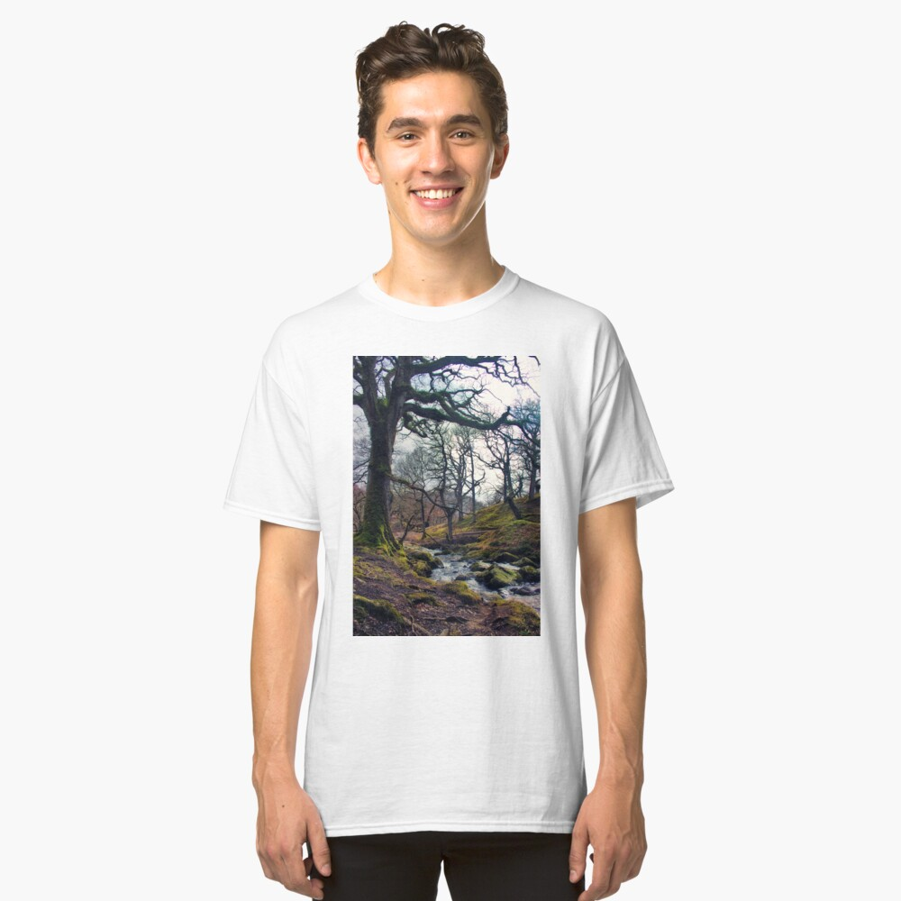 Restless Waters Classic T-Shirt Front