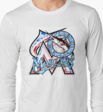 MARLINS WHITE T-Shirt