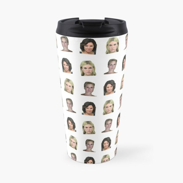 The Mugshot Housewives of New York City - For fans of RHONY and Bravo TV Travel Mug