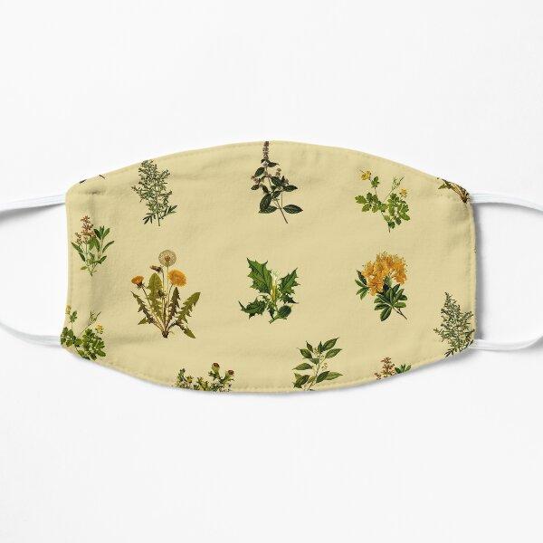 Vintage Botanical pack Flat Mask