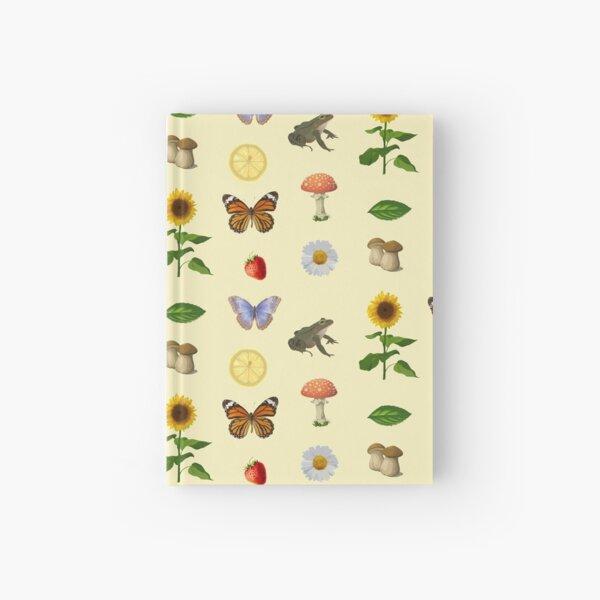 cottagecore sticker pack Hardcover Journal