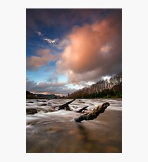 Hutt Wrecked Photographic Print