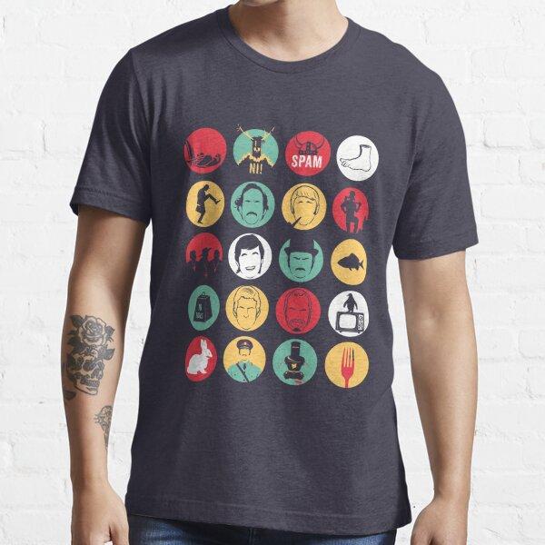 Et maintenant pour quelque chose de complètement différent T-shirt essentiel