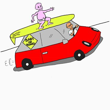 Baby On Board by paulinegsmj