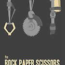 The rock, paper, scissors of the Wasteland by stegopawrus