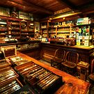 Cigar Shop by Yhun Suarez