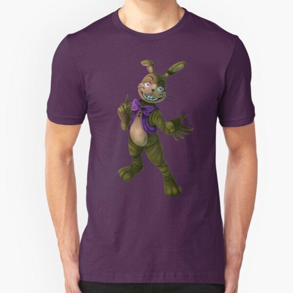 Glitchtrap Slim Fit T-Shirt