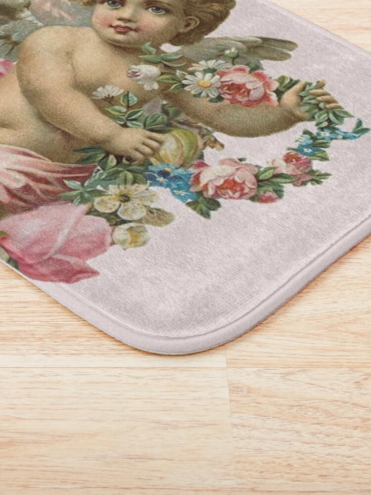 Alternate view of Baby Angel Bath Mat