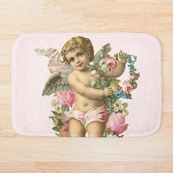 Baby Angel Bath Mat
