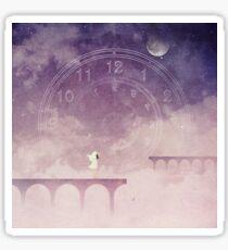 Time Portal Sticker