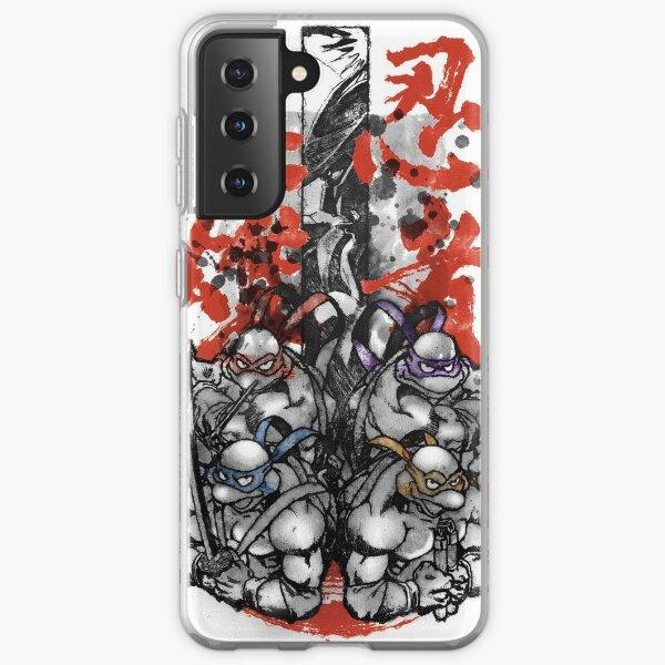 The Ninjas Ink Samsung Galaxy Soft Case
