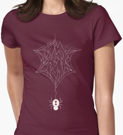 Honey You Should See Me In A Spider's Web  T-Shirt