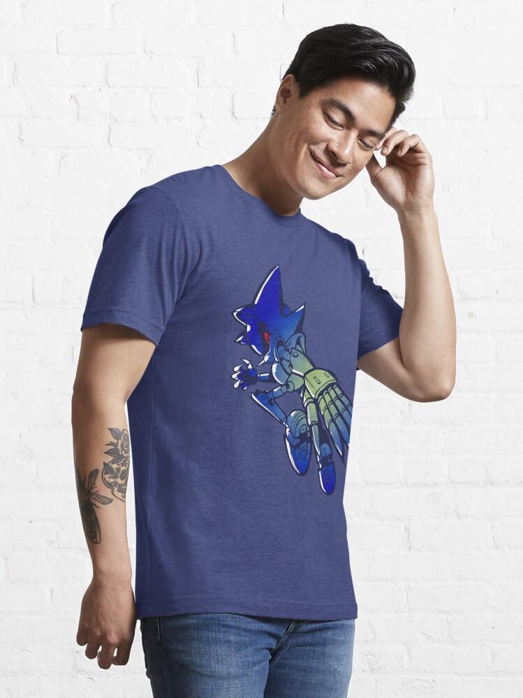 Alternate view of Metal Essential T-Shirt