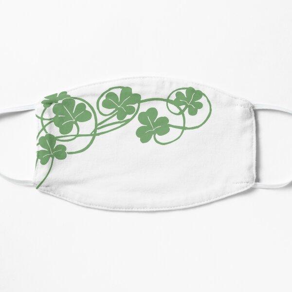 Green clover Mask