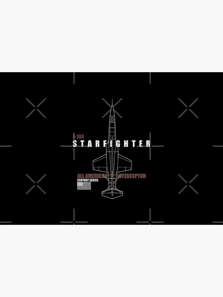 F-104 Starfighter by StrongVlad