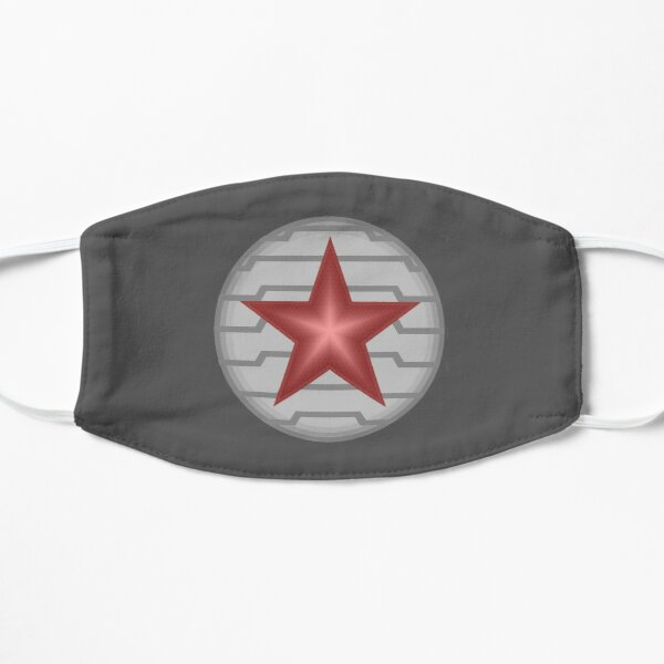 Winter Soldier Flat Mask