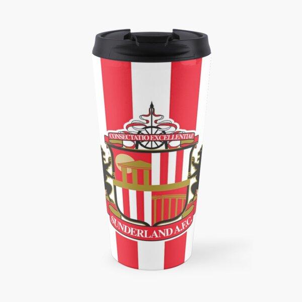 Sunderland AFC logo Travel Mug