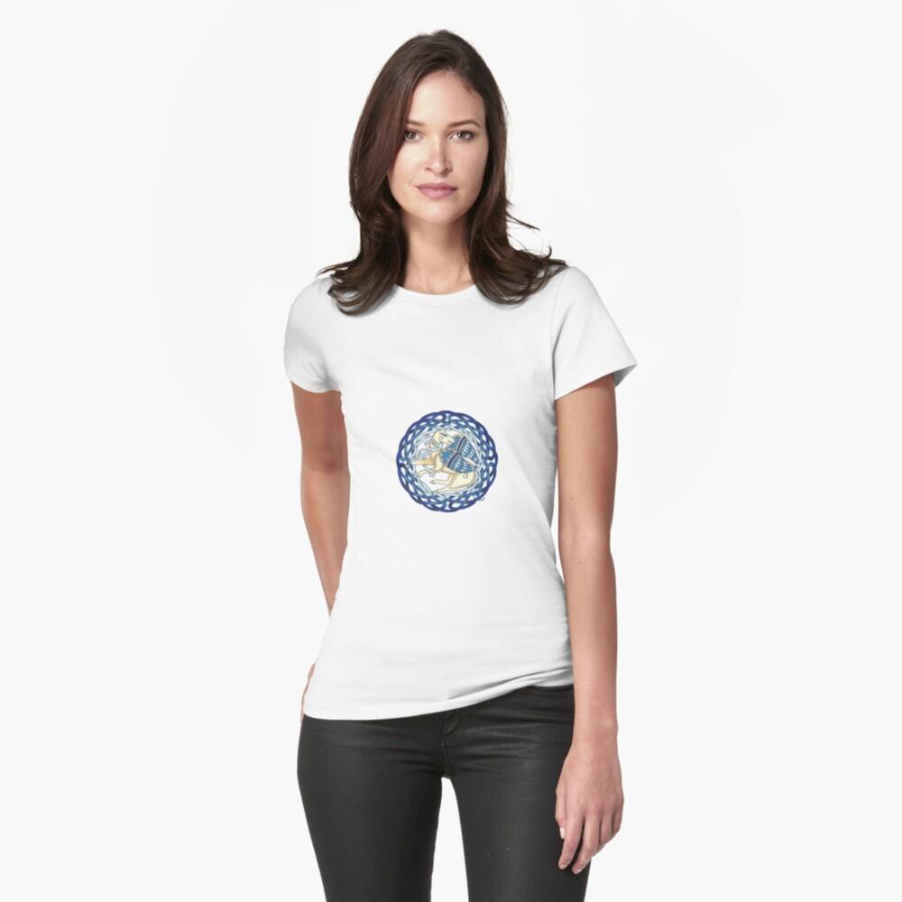 Celtic Pegasus Womens T-Shirt Front