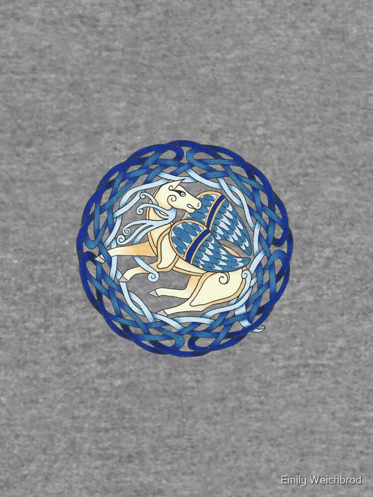 Celtic Pegasus by skieborne