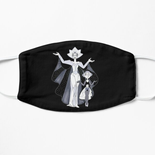 Steven Universe White Diamond White Pearl Mask