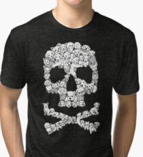 Pawsitively Bitchin' Tri-blend T-Shirt