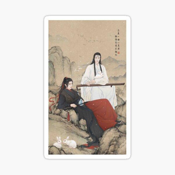 WangXian  Sticker