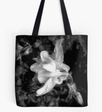 Spring Showers Black and White 02 Tote Bag