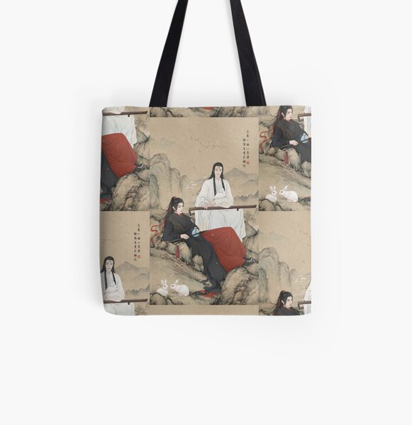 WangXian  All Over Print Tote Bag