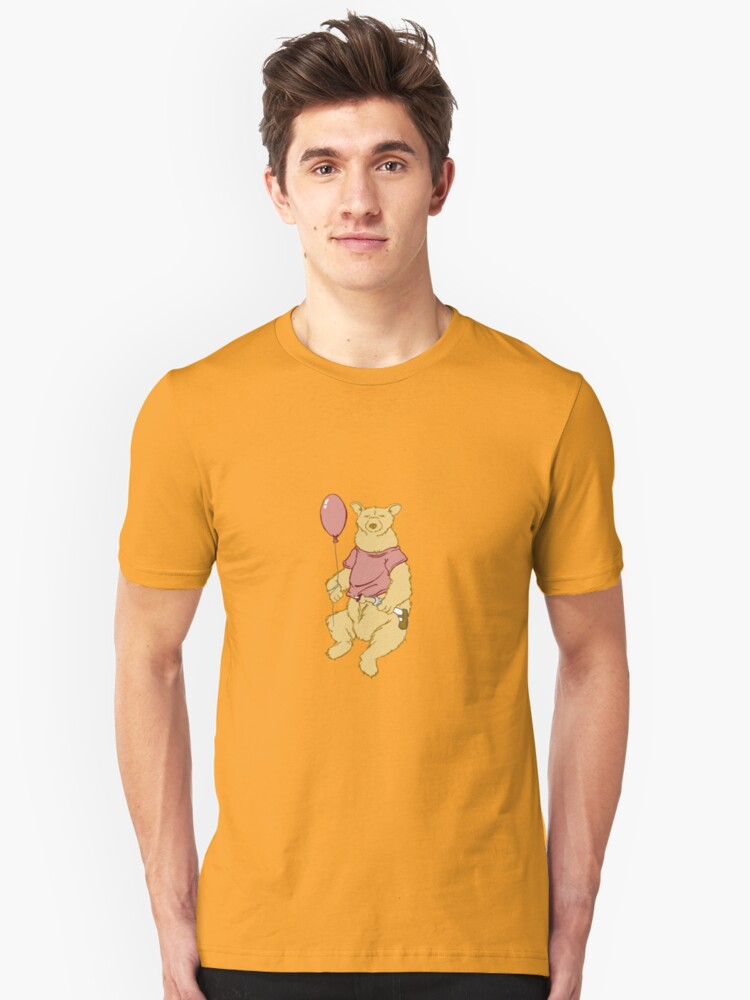 Silly Old Bear Unisex T-Shirt Front