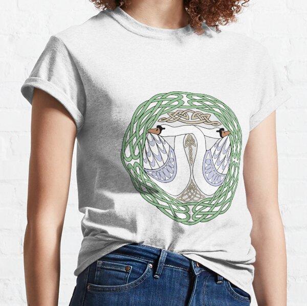 Celtic Swans Classic T-Shirt