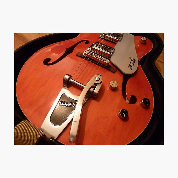The Gretsch Photographic Print