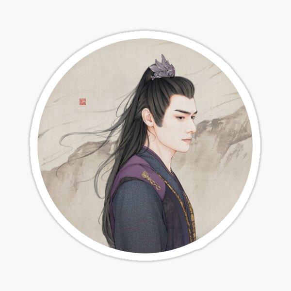 Jiang Cheng Sticker