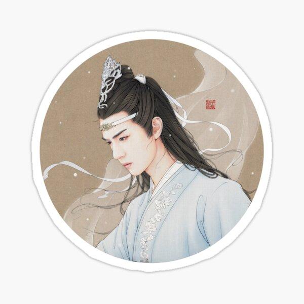 Lan Zhan Sticker