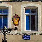 Yellow Blue by timmburgess