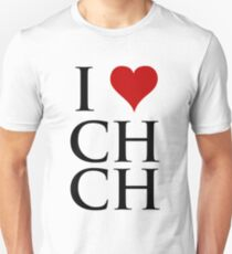 I Love Christchurch T-Shirt