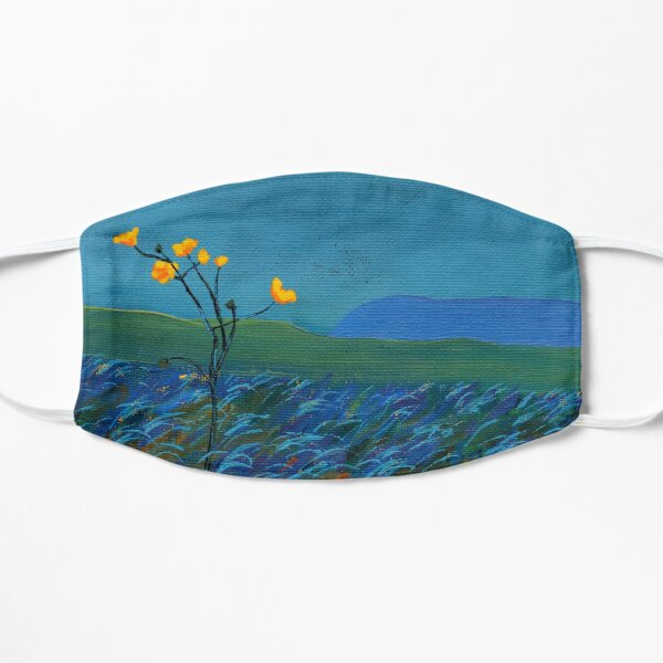 Flower, Mountain Mask