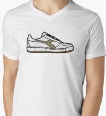 Diadora Bjorn Borj Men's V-Neck T-Shirt