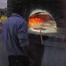 Pizza Night by Andrew  Makowiecki