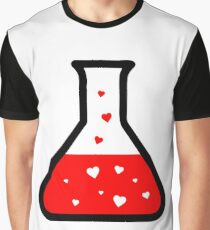 Love Potion (Science) Graphic T-Shirt