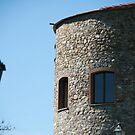 castello di fosdinovo by Sebastian Ratti